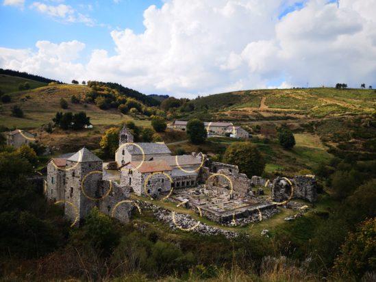Rando en liberté sur le GR®7 des Monts d'Ardèche et le partage des eaux