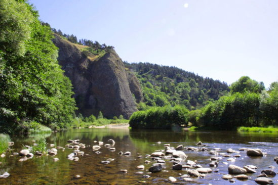 Découverte de la haute vallée de la Loire sauvage