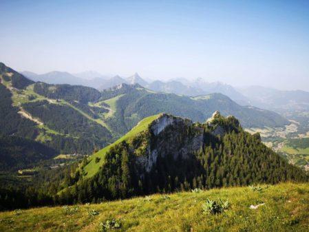Séjour de randonnée dans le Chablais en Haute Savoie